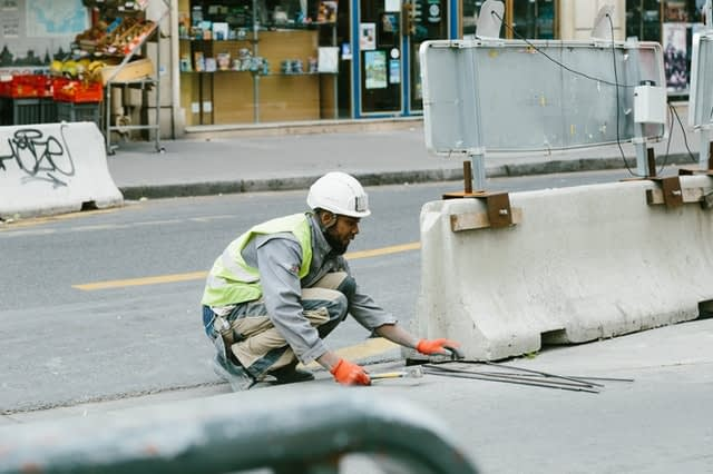 Digging up roads to fit a leased line
