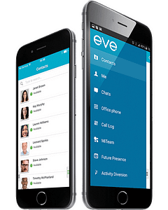Cloud Phone Systems Mobile App