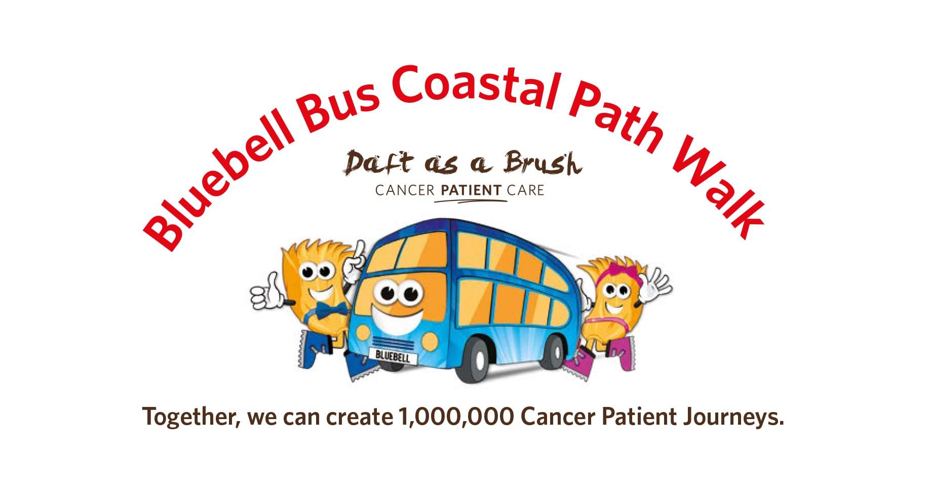 Daft as a Brush Charity Path Walk