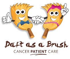 daft as a brush - logo