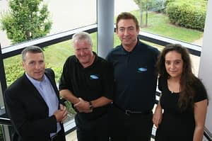 Employees Celebrate 20 years with Russell Telecom