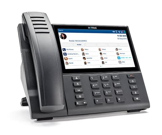 Mitel 6940 IP Phone for Virtual Landline Numbers
