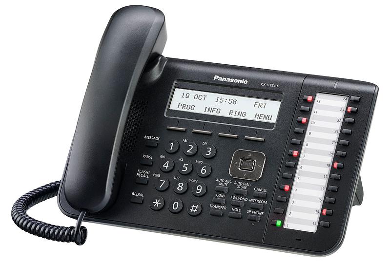 Panasonic KX NT543 Office Phone