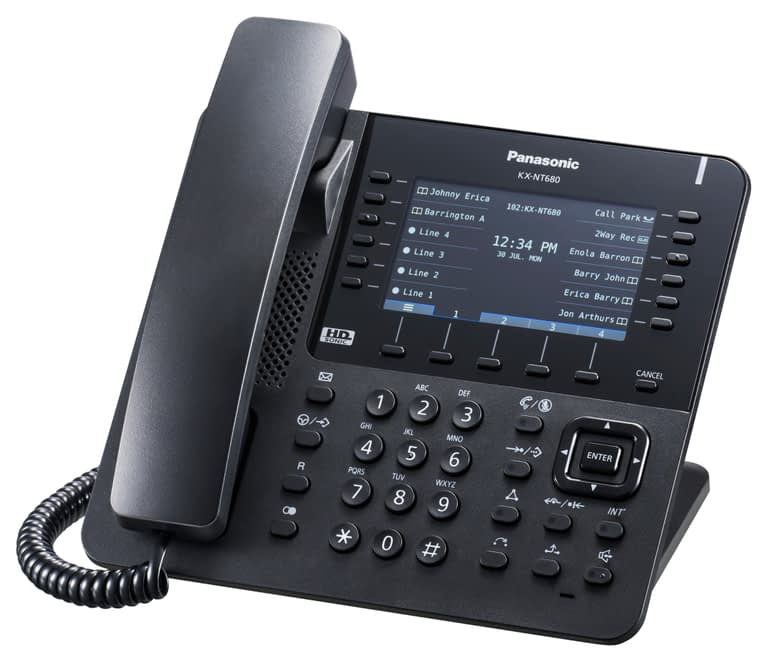 Panasonic KX-NT680 IP Office Phone