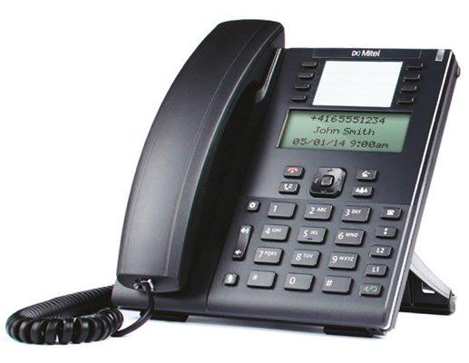 Mitel 6865 IP phone