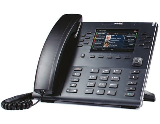 Mitel 6869 IP phone