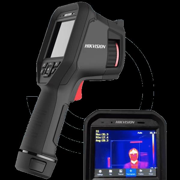 Handheld Temperature Detection