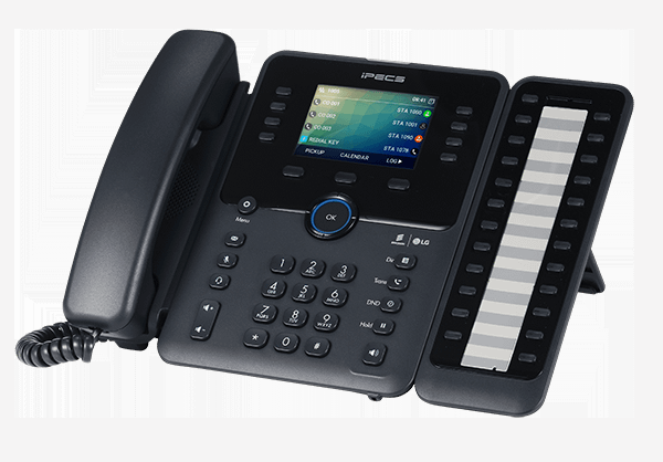 iPECS 1040i IP Desk Phone With 1024i Expansion