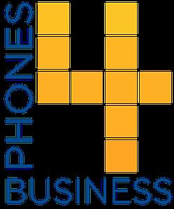 Phones 4 Business Logo