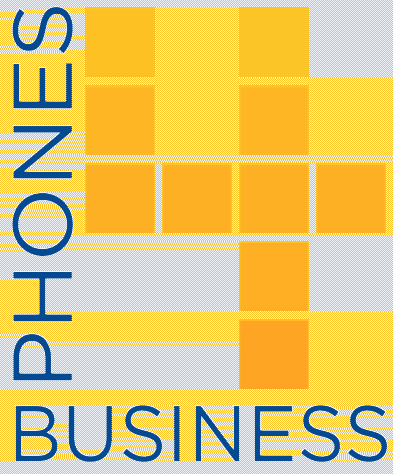 Phones 4 Business Logo