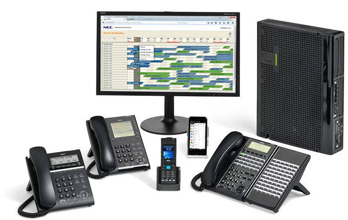 NEC SL2100 PBX, Phones & Handsets